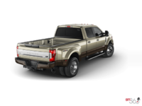 2017 Ford Super Duty F-450 KING RANCH | Photo 2 | White Gold Metallic/Caribou