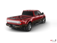 2017 Ford Super Duty F-450 KING RANCH | Photo 2 | Ruby Red/Caribou