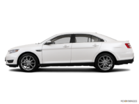 2017 Ford Taurus LIMITED | Photo 1 | White Platinum Metallic