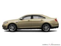 2017 Ford Taurus LIMITED | Photo 1 | White Gold Metallic