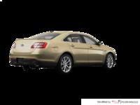 2017 Ford Taurus LIMITED | Photo 2 | White Gold Metallic