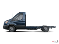 2017 Ford Transit CC-CA CUTAWAY | Photo 1 | Blue Jeans Metallic