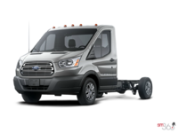 2017 Ford Transit CC-CA CUTAWAY | Photo 3 | Ingot Silver Metallic