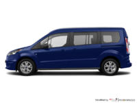 2017 Ford Transit Connect XLT WAGON | Photo 1 | Deep Impact Blue