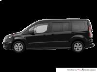 2017 Ford Transit Connect XLT WAGON | Photo 1 | Shadow Black