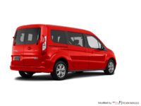 2017 Ford Transit Connect XLT WAGON | Photo 2 | Race Red