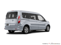 2017 Ford Transit Connect XLT WAGON | Photo 2 | Silver