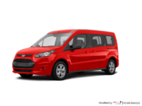 2017 Ford Transit Connect XLT WAGON | Photo 3 | Race Red