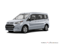 2017 Ford Transit Connect XLT WAGON | Photo 3 | Silver