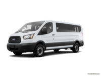 2017 Ford Transit WAGON XL | Photo 3 | Oxford White