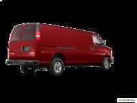 2017 GMC Savana 2500 CARGO   Photo 2   Cardinal Red