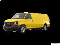 2017 GMC Savana 2500 CARGO   Photo 3   Wheatland Yellow