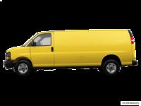 2017 GMC Savana 3500 CARGO | Photo 1 | Wheatland Yellow