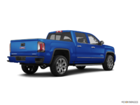 2017 GMC Sierra 1500 DENALI   Photo 2   Stone Blue Metallic