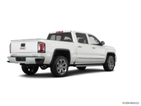 2017 GMC Sierra 1500 DENALI   Photo 2   White Frost