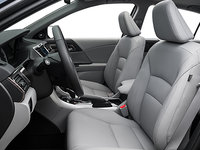 2017 Honda Accord Sedan EX-L V6 | Photo 1 | Grey Leather