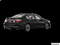 2017 Honda Accord Hybrid BASE | Photo 2 | Crystal Black Pearl