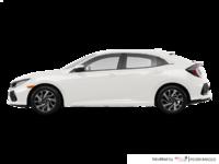2017 Honda Civic hatchback LX HONDA SENSING | Photo 1 | White Orchid Pearl