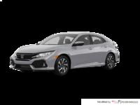 2017 Honda Civic hatchback LX HONDA SENSING | Photo 3 | Lunar Silver Metallic
