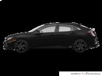 2017 Honda Civic hatchback SPORT   Photo 1   Crystal Black Pearl