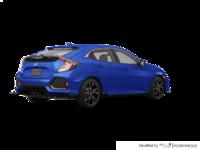 2017 Honda Civic hatchback SPORT   Photo 2   Aegean Blue Metallic