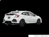 2017 Honda Civic hatchback SPORT   Photo 2   White Orchid Pearl