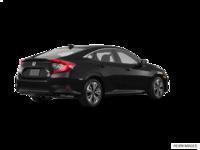 2017 Honda Civic Sedan EX-T | Photo 2 | Crystal Black Pearl