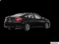 2017 Honda Civic Sedan LX-HONDA SENSING | Photo 2 | Crystal Black Pearl