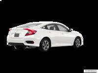 2017 Honda Civic Sedan LX-HONDA SENSING | Photo 2 | Taffeta White