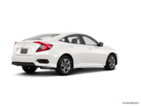 2017 Honda Civic Sedan LX | Photo 2 | Taffeta White
