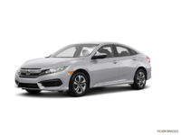 2017 Honda Civic Sedan LX | Photo 3 | Lunar Silver Metallic