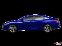 2017 Honda Civic Sedan SI | Photo 1 | Aegean Blue Metallic