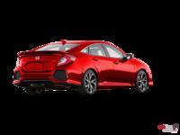 2017 Honda Civic Sedan SI | Photo 2 | Rallye Red