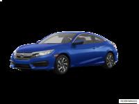 2017 Honda Civic Coupe LX-HONDA SENSING | Photo 3 | Aegean Blue Metallic
