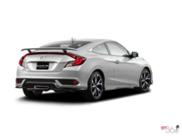 2017 Honda Civic Coupe SI | Photo 2 | White Orchid Pearl