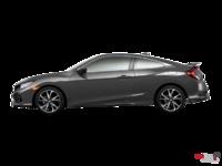 2017 Honda Civic Coupe SI | Photo 1 | Modern Steel Metallic