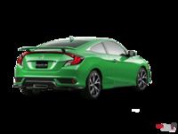2017 Honda Civic Coupe SI | Photo 2 | Energy Green Pearl