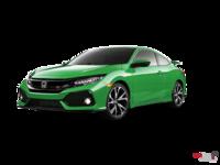 2017 Honda Civic Coupe SI | Photo 3 | Energy Green Pearl