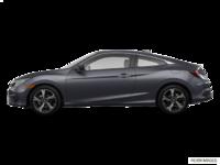 2017 Honda Civic Coupe TOURING | Photo 1 | Modern Steel Metallic