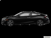 2017 Honda Civic Coupe TOURING | Photo 1 | Crystal Black Pearl