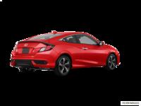 2017 Honda Civic Coupe TOURING | Photo 2 | Rallye Red