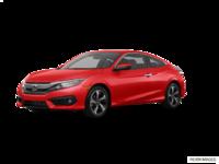 2017 Honda Civic Coupe TOURING | Photo 3 | Rallye Red