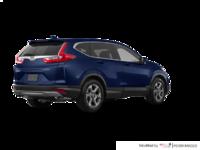 2017 Honda CR-V EX | Photo 2 | Obsidian Blue Pearl