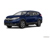 2017 Honda CR-V EX | Photo 3 | Obsidian Blue Pearl
