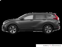 2017 Honda CR-V LX   Photo 1   Modern Steel Metallic