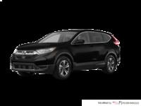 2017 Honda CR-V LX   Photo 3   Crystal Black Pearl