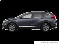 2017 Honda CR-V TOURING | Photo 1 | Gunmetal Metallic