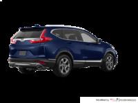 2017 Honda CR-V TOURING | Photo 2 | Obsidian Blue Pearl