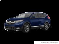 2017 Honda CR-V TOURING | Photo 3 | Obsidian Blue Pearl