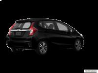 2017 Honda Fit EX-L NAVI   Photo 2   Crystal Black Pearl